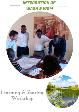 Learning and sharing workshop on integrating WASH & WRM in Kenya