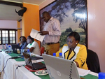 Influencing the development of responsive County WASH & WRM plans