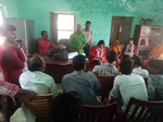 Field Visit by IRC and CBGA team in Lakhainpur Maheshpatii Panchayat 2