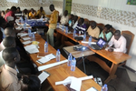 HFFG/October, 2017/Training of Community Advocates on the Watershed Programme