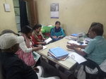 Meeting with District Co-Ordinator (District Water & Sanitation Committee)