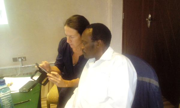 Scaling up the use of akvorsr in Kenya