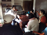 Meeting with Block Coordinator (Sarairanjan Block) - 2
