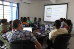 HFFG/October 2017/Staff Training on Akvo Flow and RSR